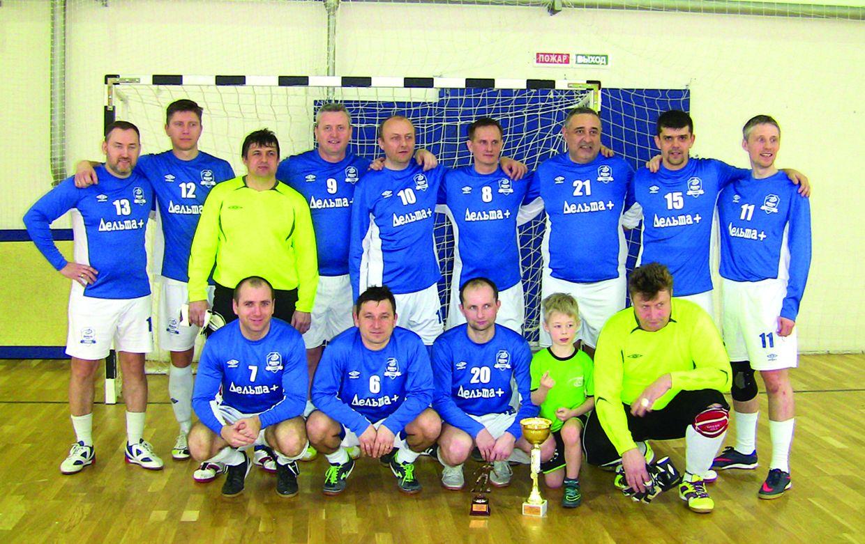 Ветеранская футбольная лига
