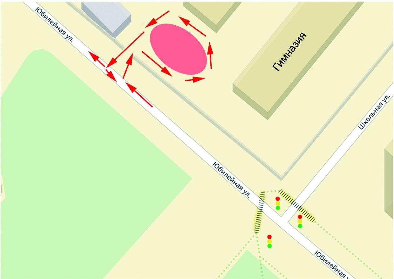 Нужны поперечные улицы в Троицке? Ну так делайте!