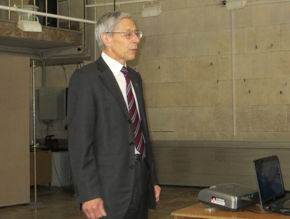В КТЦ ПК ТРИНИТИ прошел семинар памяти В.А. Алексеева