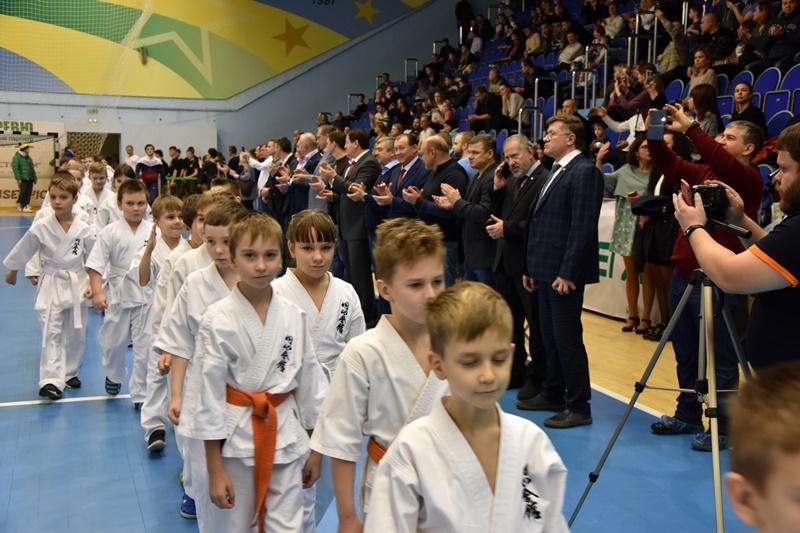 В УВД по ТиНАО состоялся открытый спортивный турнир по единоборствам, посвященный памяти Героя РФ Юсупа Эльмурзаева