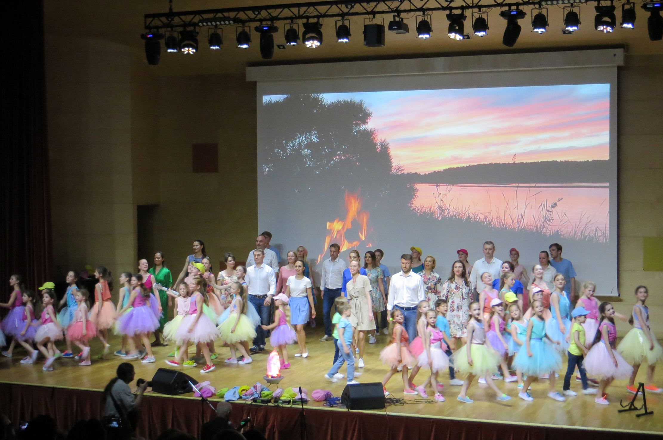 19 мая в Троицке прошел фестиваль песен Юрия Визбора