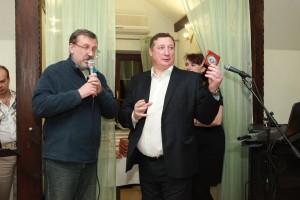 Празднование 15-летия ФК ТРОИЦК